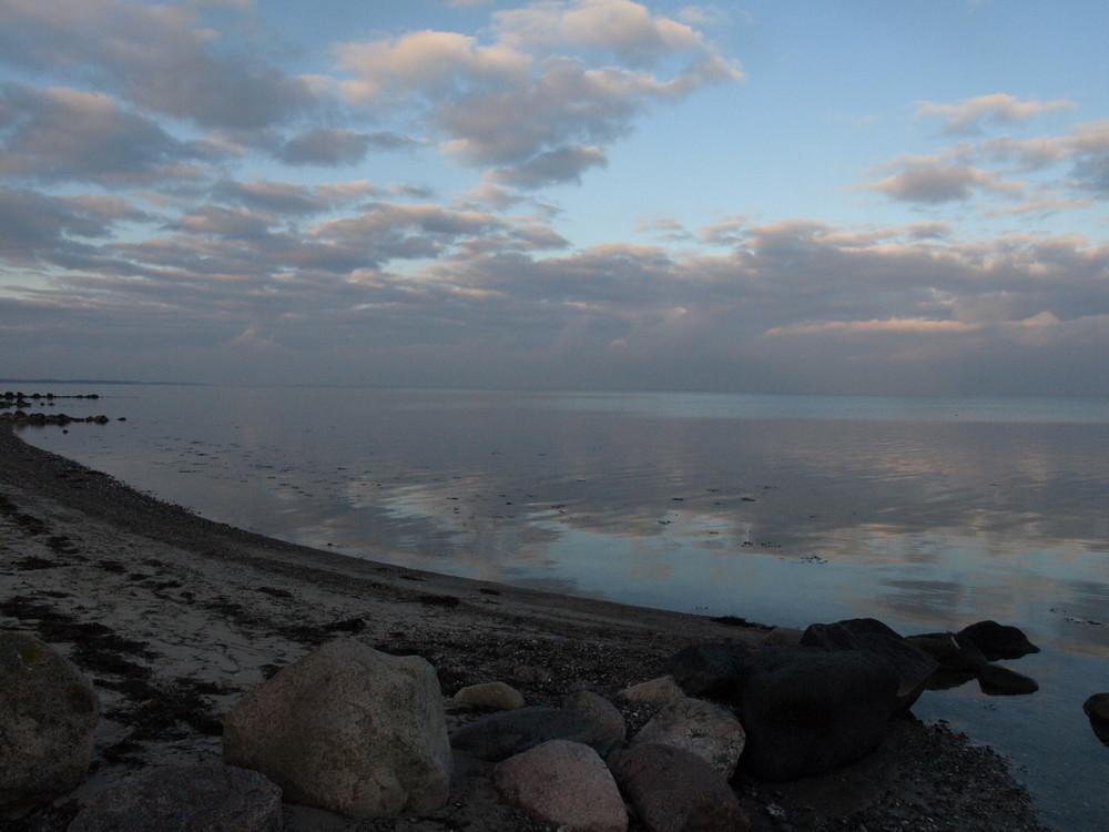 Ostsee im Februar