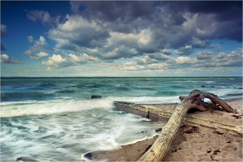 Ostsee Nachmittag