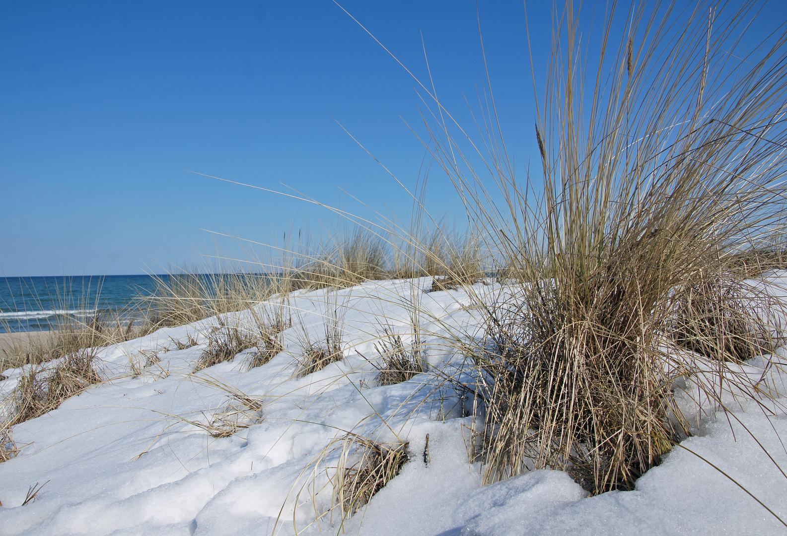 Ostsee Ostern 2013 - Wo ist der Frühling ???