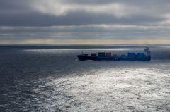 Ostseefrachtschiff