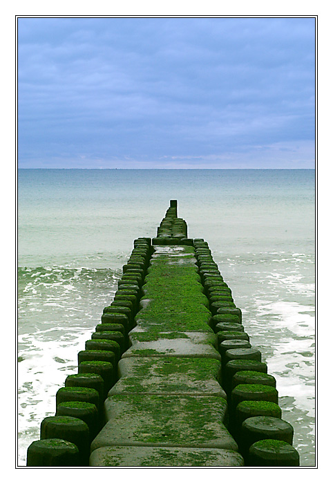 Ostseeküste am Darss