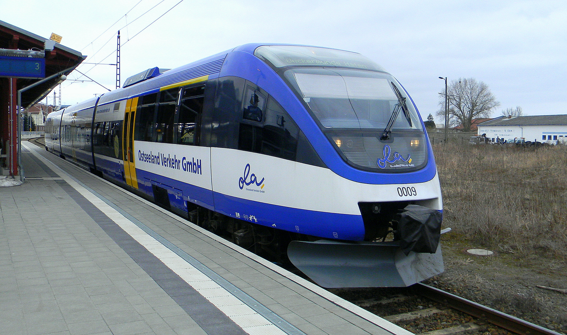 Ostseeland Verkehr GmbH VT 0009