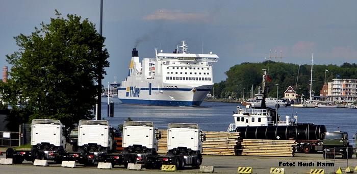 Ostseeschiffe