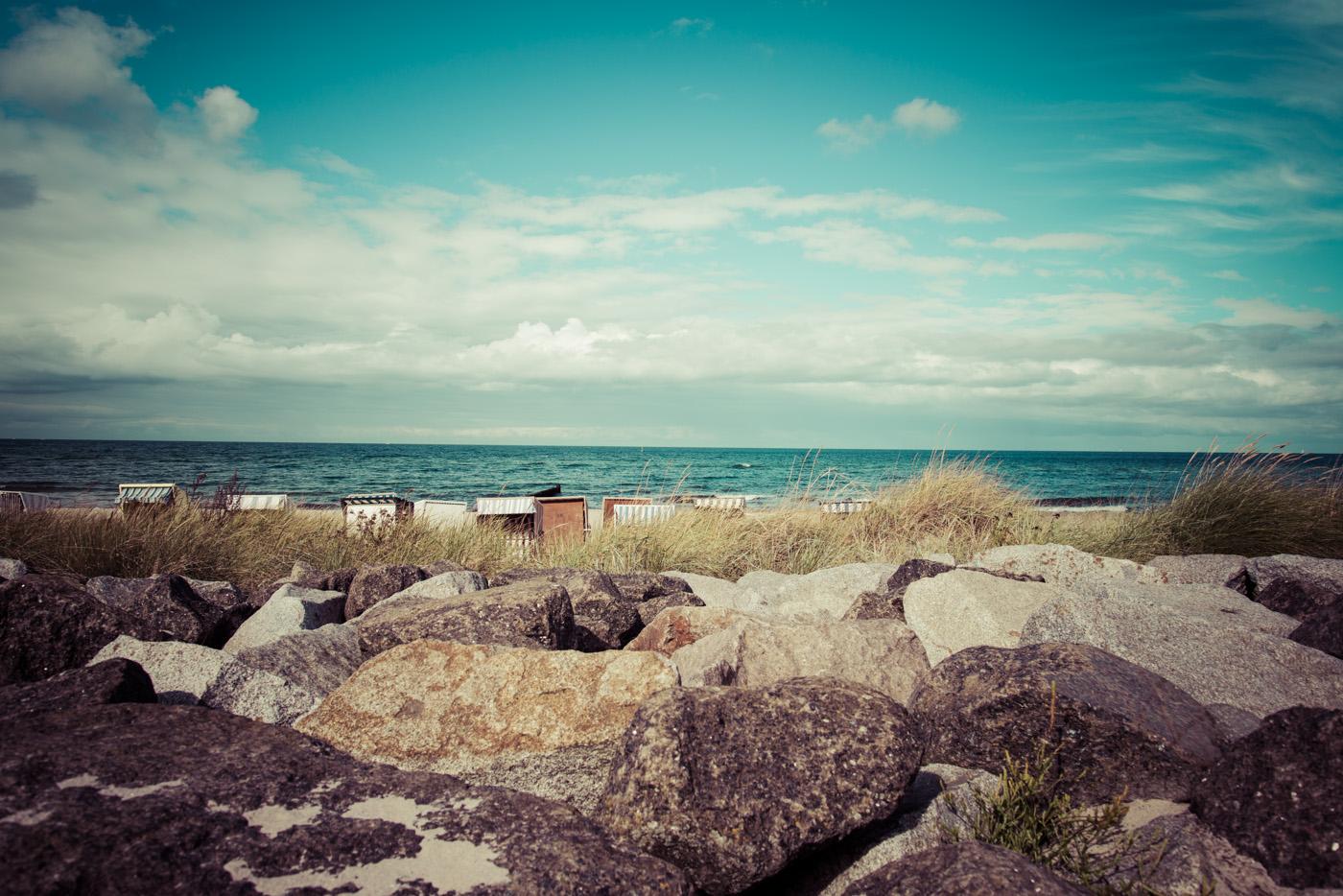 Ostseestrand bei Heiligendamm