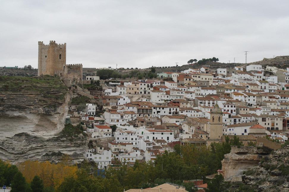 Otoño en Alcalá del Júcar