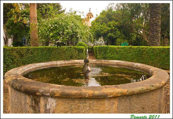 Otra de los Patios del Palacio de Viana.- - Dedicada a Ana Vera