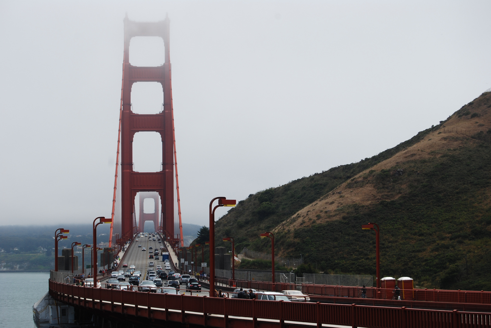 Otra visión del Golden Gate