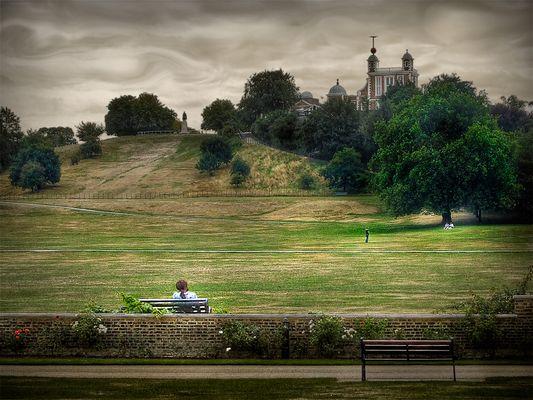"""Otro """"El observatorio de Greenwich"""" de Angie j.j"""