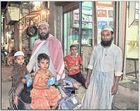 Otro grupo etnico que vive y convive en la India