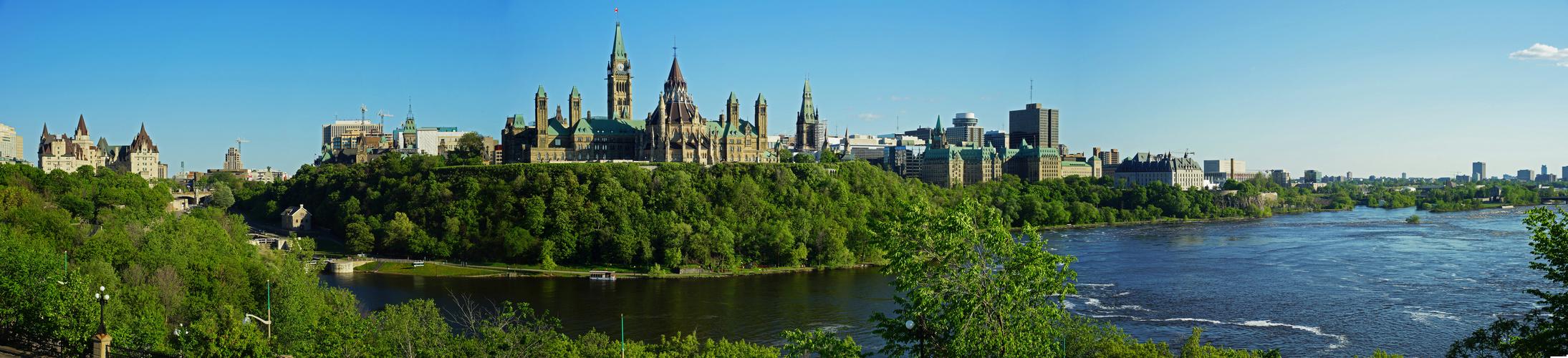 Ottawa, Hauptstadt Kanadas