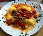 Ottimo primo piatto di pasta e pesce...