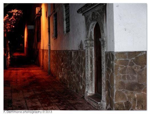 Ottoman door