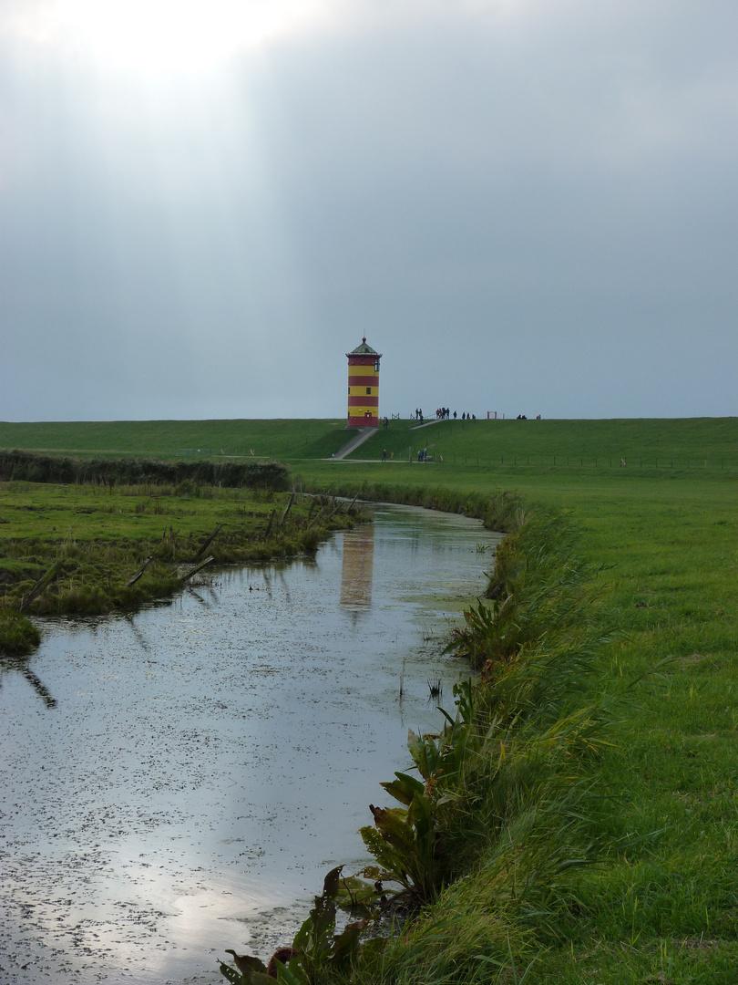 Otto´s Leuchtturm in Pilsen