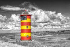 OTTOs Leuchtturm in Pilsum