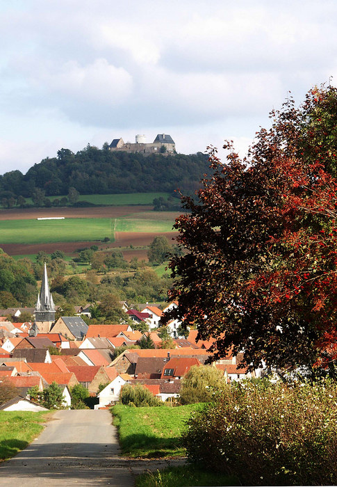 Otzberg und Überau / Odenwald