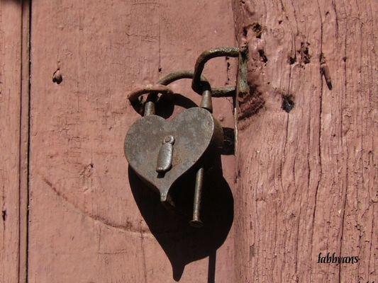 ou est la clé du coeur???