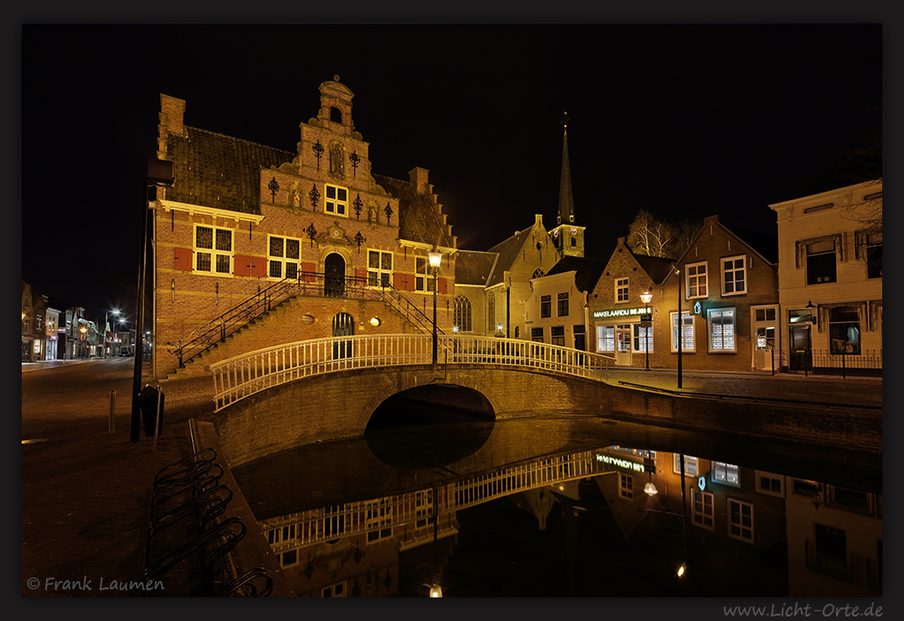 Oud-Beijerland (NL) - Stadhuis