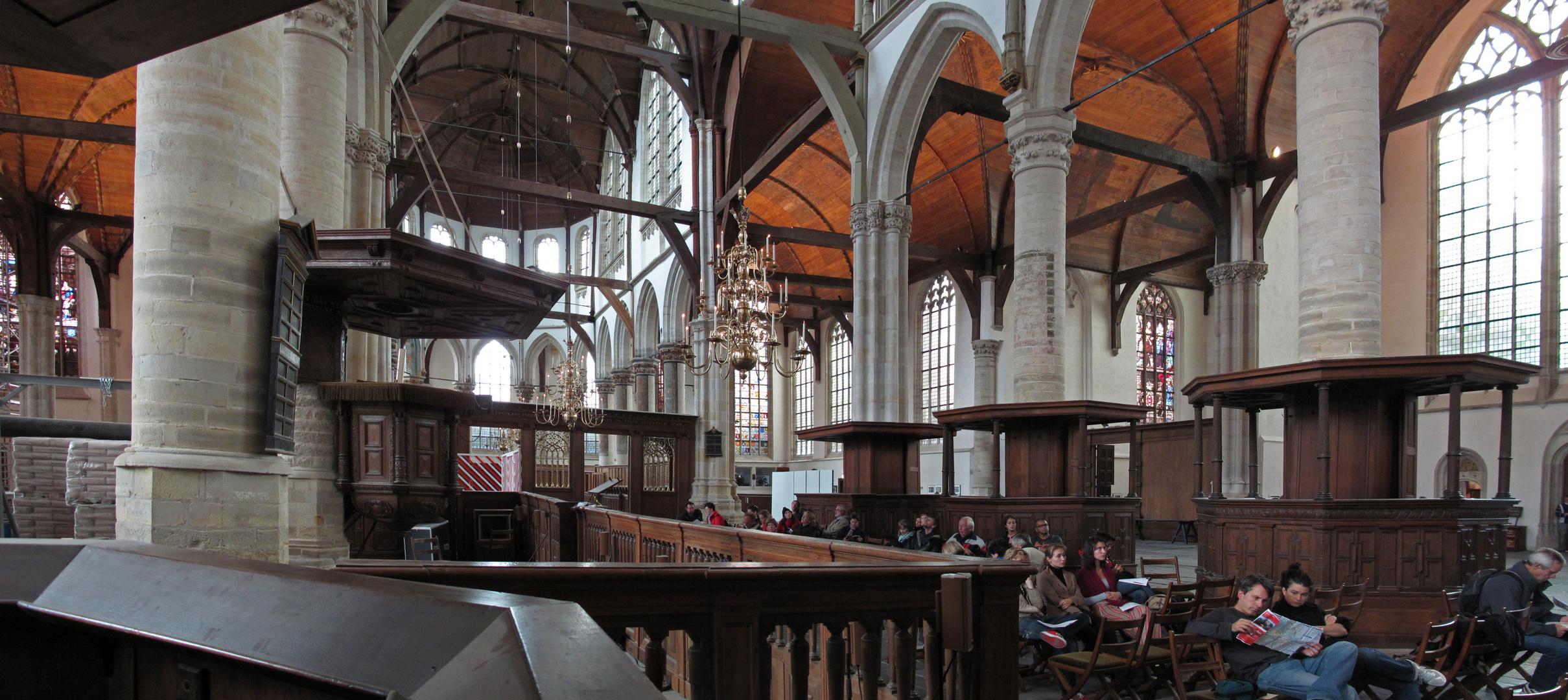 """Oude Kerk"", Amsterdam"