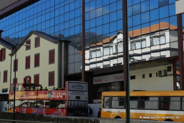 """""""Oudinot"""" im Zentrum von Funchal"""