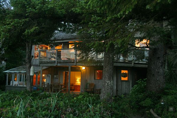 Our beautiful home in Tofino