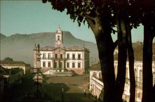 Ouro Preto 1962 / II