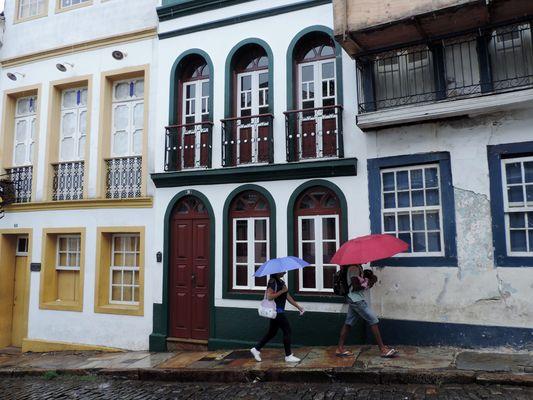Ouro Preto ...