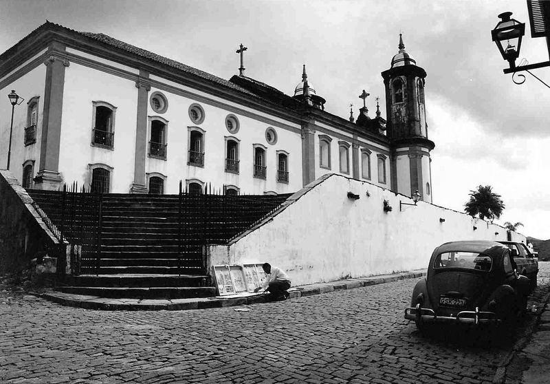 Ouro Preto - Fusca