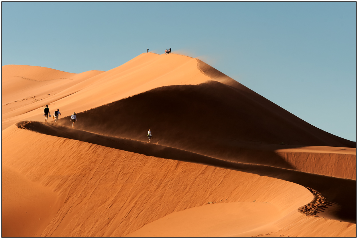 Out of Africa [2] - Dunes