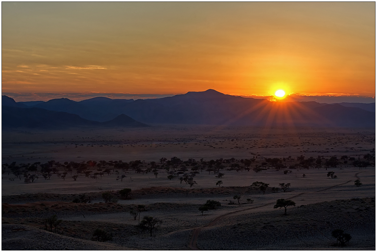 Out of Africa [3] - Sunrise