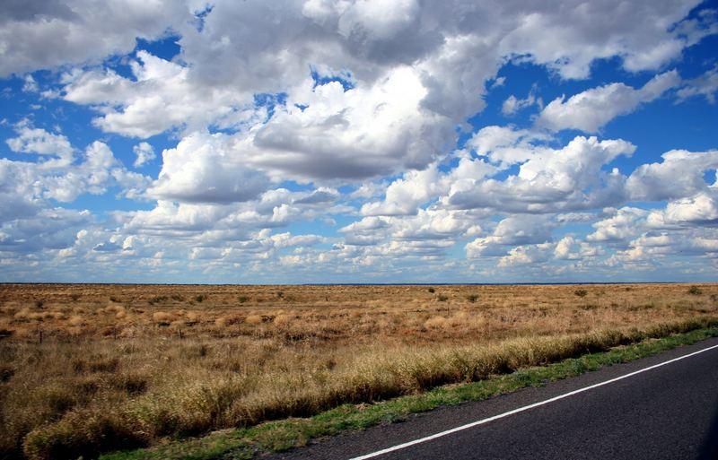 Outback kurz vor Three Ways