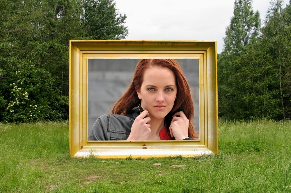 Outdoor-Portrait XXXL