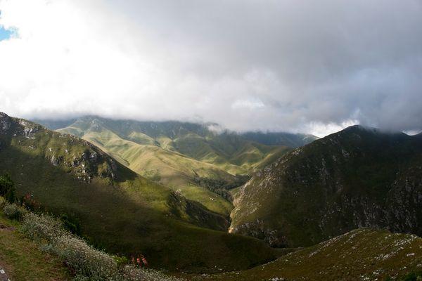 Outeniqua-Mountains