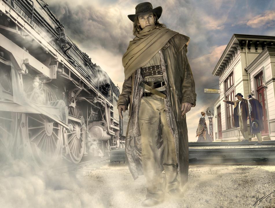 Outlaws - Stranger arrival
