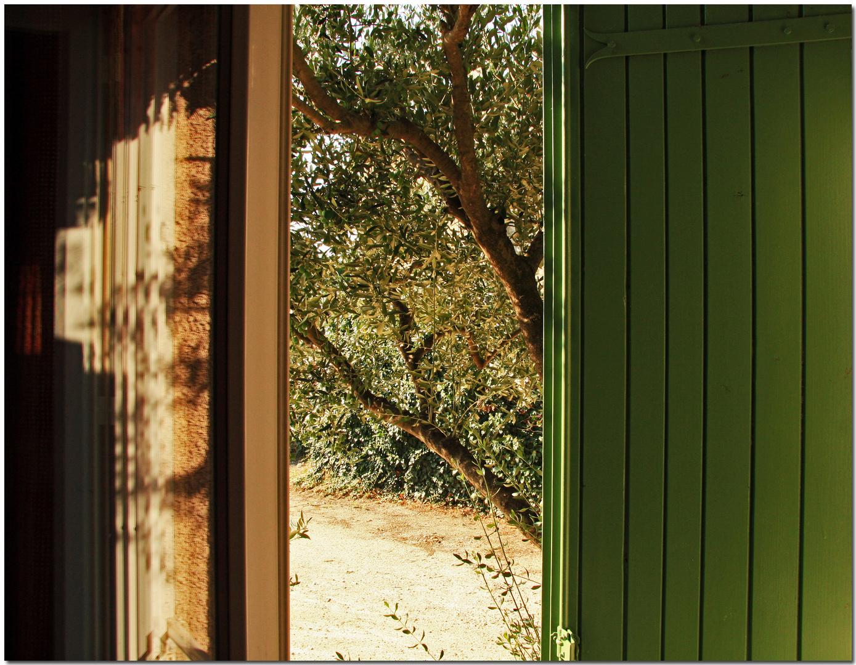 Ouverture d'une fenêtre sur la Provence