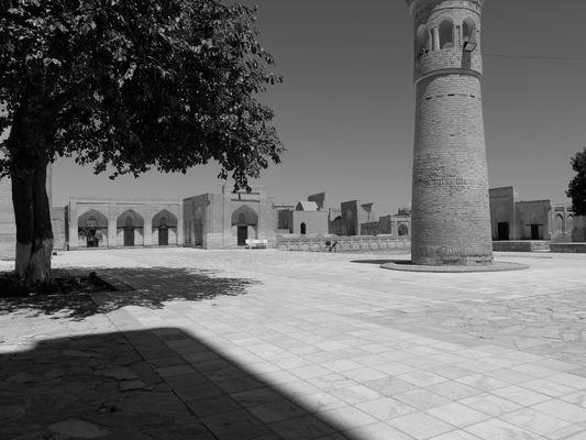 Ouzbékistan Bukhara