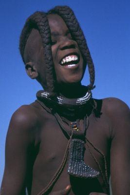 Ovahimba Smiley