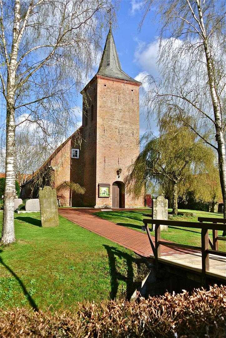Ovelgönne, Kirche in Grossenmeer