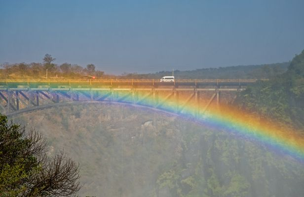 Over The (VicFalls) Rainbow
