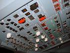 Overhead Panel eines A340-600