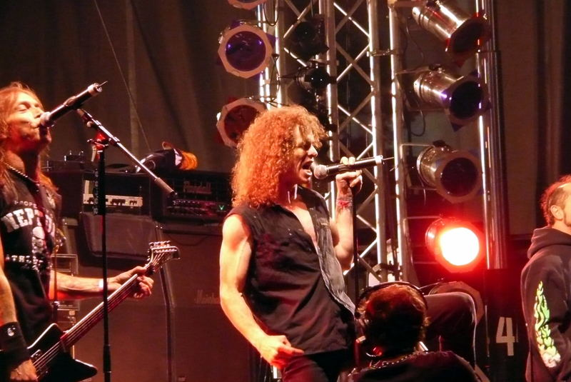 Overkill in Wacken 2007