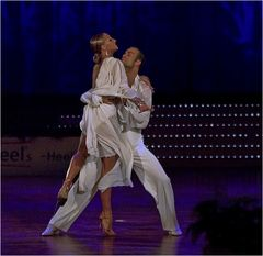 Oxana Lebedew und Franco Formica - Rumba 2