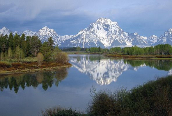 Oxbow Bend