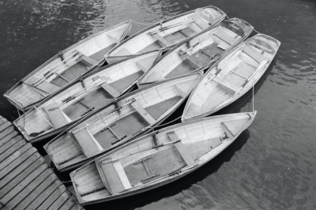Oxford Boats