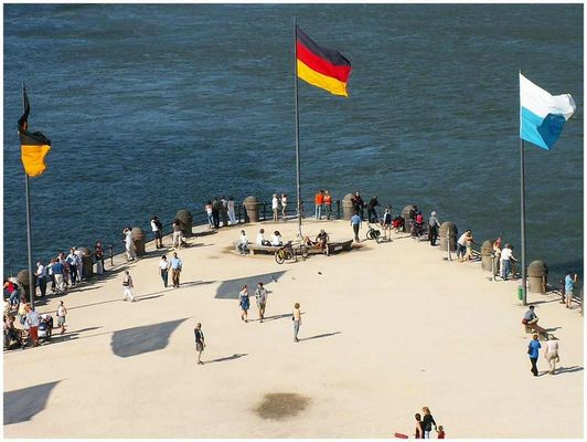 Ozeanriese deutsches Eck