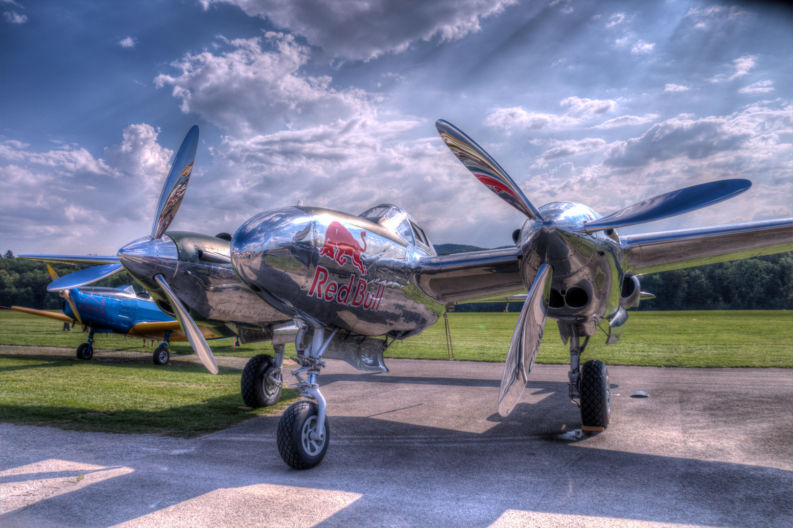 P 38 Lightning/ Hahnweide 2013