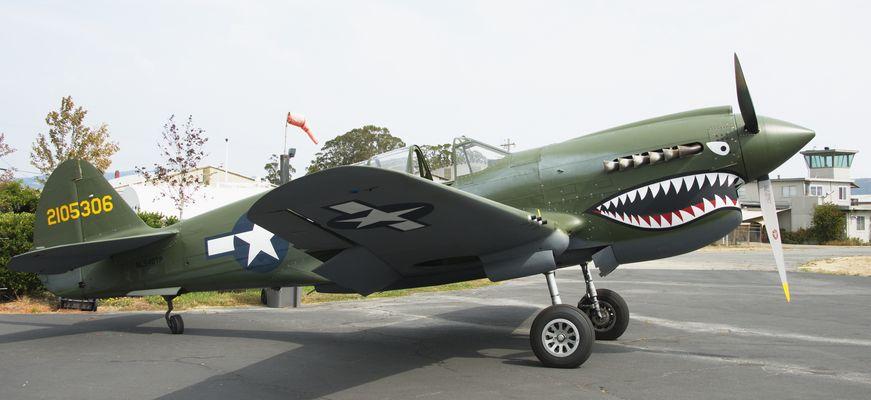 P 40 Curtiss