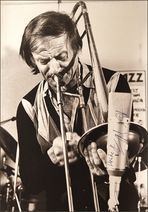 P* Albert Mangelsdorff Jazz Posaune Stuttgart 1977 Ü700K