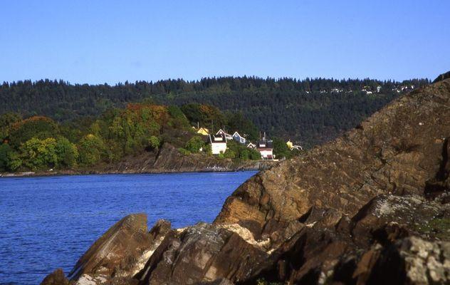 På ferie i Oslofjord