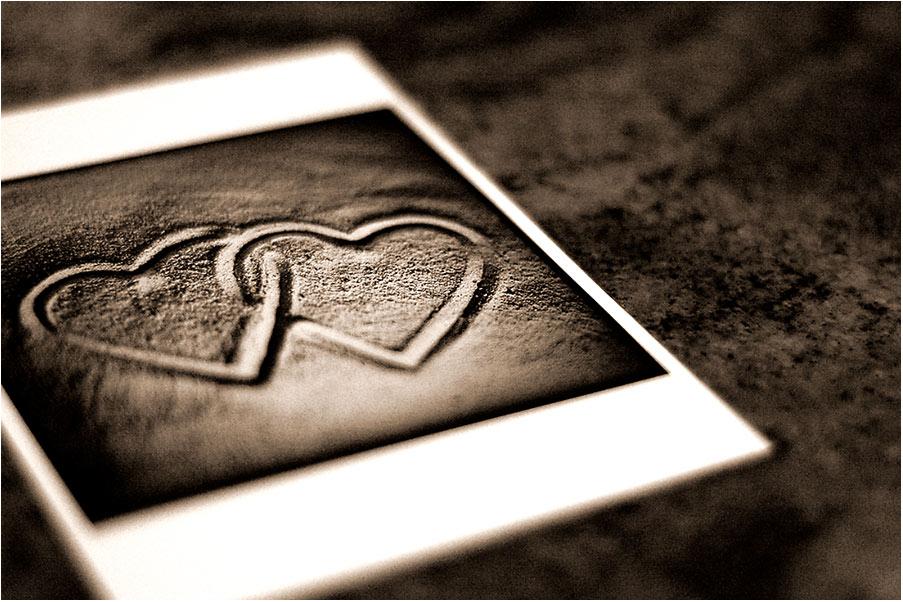 P. S.: Ich liebe Dich!