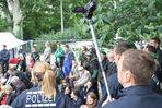 +P* Stuttgart K21 Sitzblockade Polizei filmt AKTUELL 9.6.2011